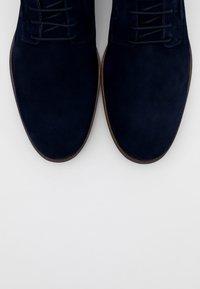 Zign - Lace-ups - dark blue - 4