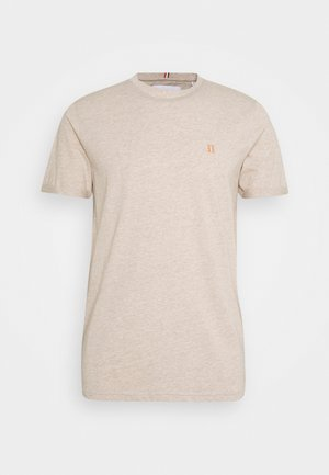 NØRREGAARD - Basic T-shirt - light brown