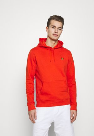 HOODIE - Hoodie - burnt orange
