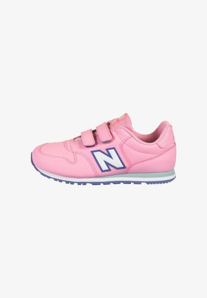 Trainers - pink / purple