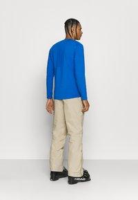 Columbia - OMNI HEAT CREW - Undershirt - bright indigo - 2