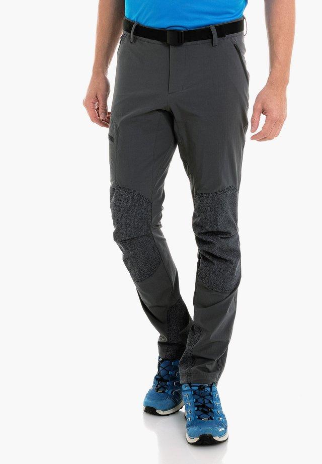 Outdoor trousers - 9830 - grau