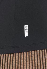 ONLY Play - ONPFONTANNE TRAIN  - Sportshirt - black - 5