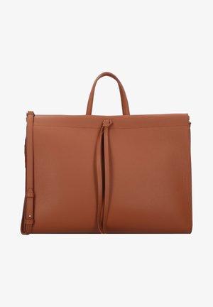 Handbag - light/pastel brown