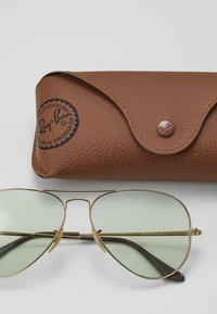 Ray-Ban - Sunglasses - gold-coloured/light green - 2