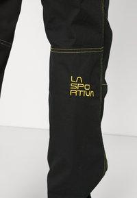 La Sportiva - ROOTS PANT  - Kalhoty - black - 5