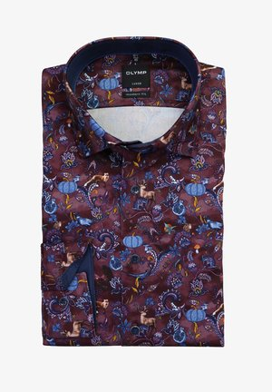 LUXOR MODERN FIT - Shirt - orange - rot