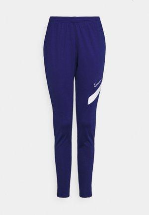 DRY ACADEMY 20 PANT - Jogginghose - deep royal blue/white