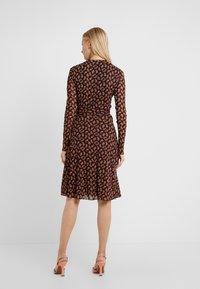 Diane von Furstenberg - BRENDA - Day dress - black - 2