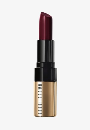 LUXE LIP COLOR - Lippenstift - plum brandy