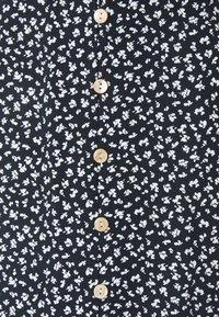 Nümph - NUCARLY SKIRT - Maxi skirt - black - 5
