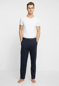 Tommy Hilfiger - PANT - Bas de pyjama - blue - 1