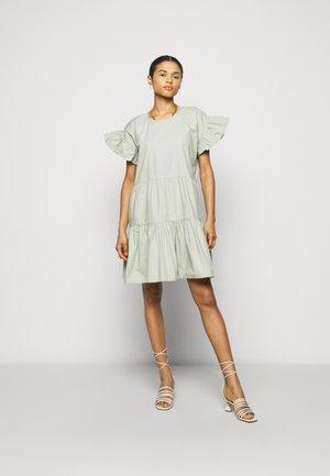 LORETTA - Day dress - desert sage