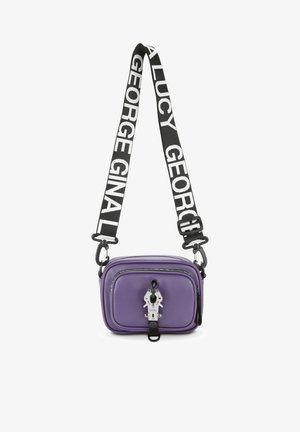 COOL TOUR  - Borsa a tracolla - purple ggl