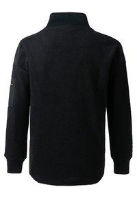 Athlecia - Fleece jacket - black - 1