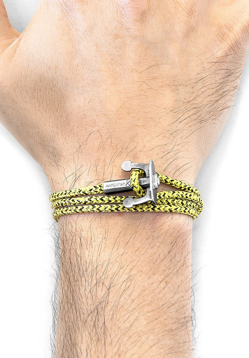 Anchor & Crew Union - Armband Yellow/gelb