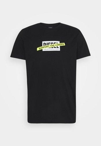 T-DIEGOS-A3 MAGLIETTA - Print T-shirt - black