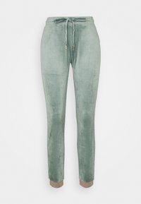 Hunkemöller - Nattøj bukser - balsam green - 4