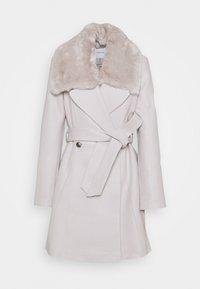 Forever New - JENNA COLLAR COAT - Classic coat - mink - 6