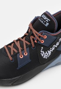 Nike Performance - AIR MAX IMPACT 2 - Basketbalové boty - thunder blue/football grey/black - 5