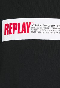 Replay - Zip-up hoodie - black - 2