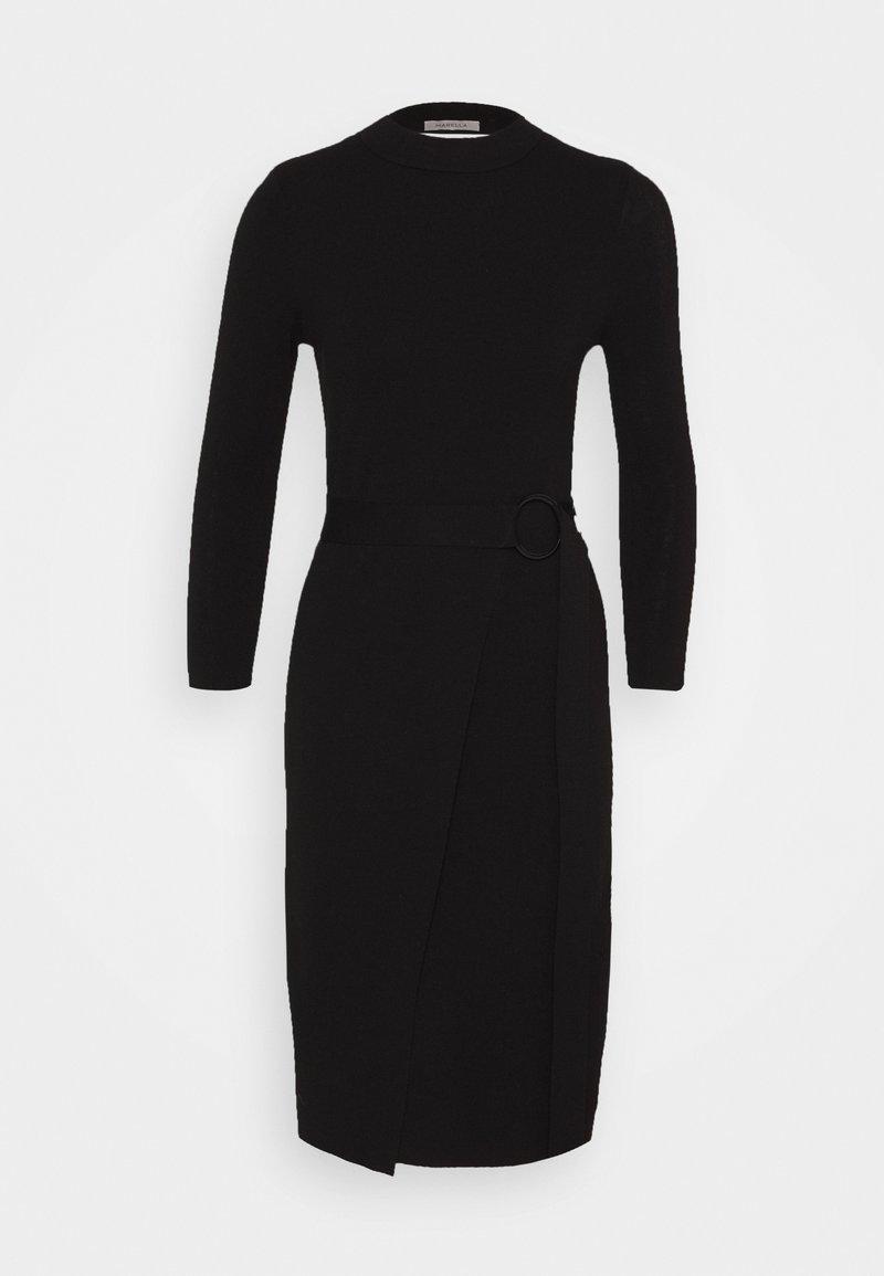 Marella - Jumper dress - nero