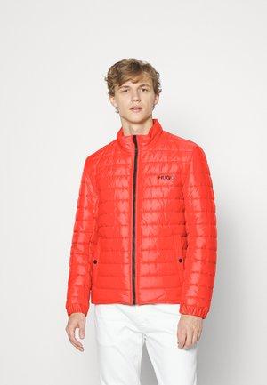 BENTI - Light jacket - red