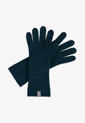 Gloves - petrol