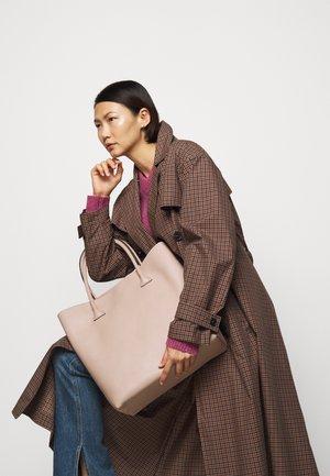 ELSA PLAIN TOTE - Shopping bag - rose