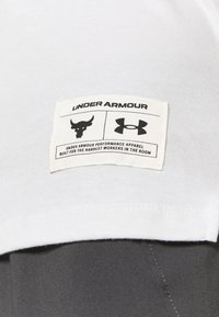 Under Armour - PROJECT ROCK IRON TANK - Top - summit white - 5
