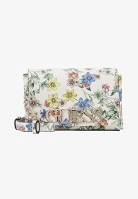 Guess - UPTOWN CHIC MINI XBODY FLAP - Borsa a tracolla - floral - 1