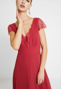 Little Mistress - BIANCA TRIM DRESS - Suknia balowa - raspberry - 6