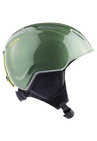 Alpina - Helmet - green - 3