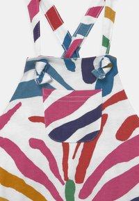 Never Fully Dressed Kids - BABIES ZEBRA ROMPER - Jumpsuit - multi-coloured - 2
