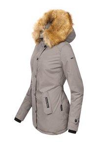 Navahoo - LAURA - Winter jacket - hellgrau - 2
