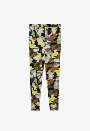 Leggings - Trousers - multicoloured