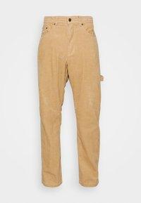 RETRO PANTS UNISEX  - Trousers - sand
