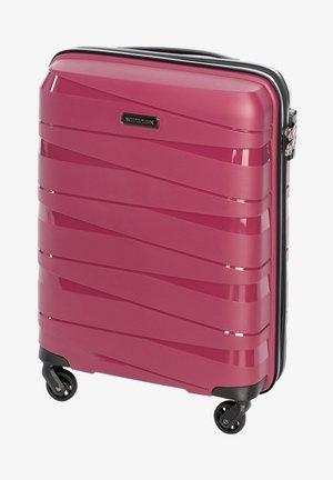 LUNAR - Wheeled suitcase - rosa
