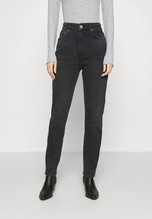 TOVE ORIGINAL - Slim fit jeans - washed black