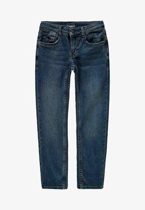 MIT VERSTELLBUND - Slim fit jeans - blue medium washed