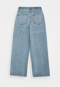 Grunt - WIDE LEG - Relaxed fit jeans - iris - 1