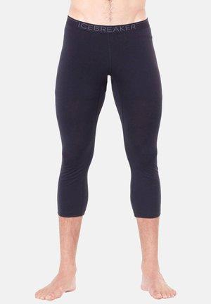 3/4 sports trousers - schwarz