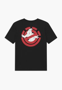 Element - GHOSTBUSTERS X ELEMENT BANSHEE BOY - Print T-shirt - flint black - 1