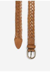 Marc O'Polo - Belt - caramel brown - 1