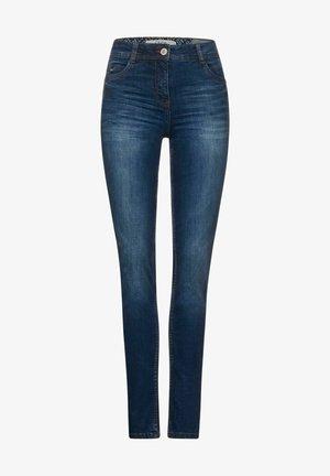 STYLE NOS TORONTO MID - Straight leg jeans - blau