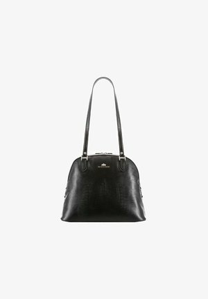 LIZARD - Handbag - schwarz
