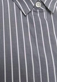CLOSED - HAILEY - Button-down blouse - light grey melange - 2