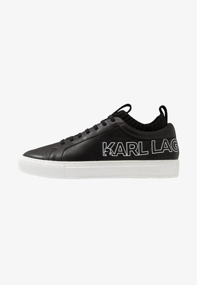 KARL LAGERFELD - KUPSOLE TRACER LOGO - Zapatillas - black