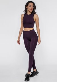 Heart and Soul - Bustino - black/plum - 1