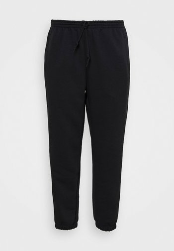 CUFFED PANT - Tracksuit bottoms - black